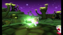 Dora the Explorer - Journey to the Purple Planet - Green Planet - Constellation Cliff
