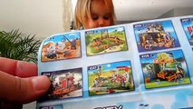 Ouverture doeufs surprises Playmobil, Peppa Pig, Minnie, Disney Princess (Unboxing)
