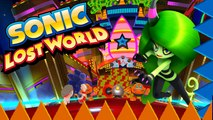 Longplay Sonic Lost World - Épisode 05 - Montes, Montes, MONTES ! !