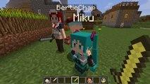 Minecraft MIKU MAIDS! Hatsune Vocaloid & More! Mod Showcase!