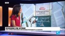 """Guerre en Syrie : Delphine Minoui nous parle de son livre,""""Les Passeurs de livres de Daraya"""""""