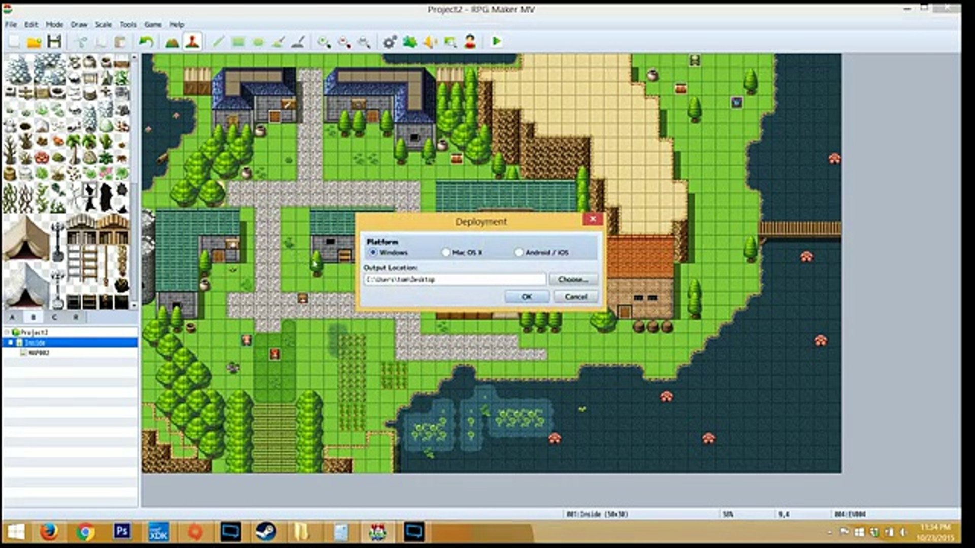 RPG Maker MV - How to upload to Google Play (from the very beggining)