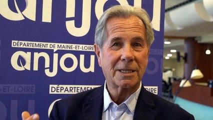 Jean-Louis Debré, l'Anjou et la République