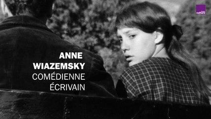 Vidéo de Anne Wiazemsky