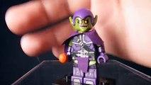 Custom Lego Spider-Man Villains Part 4 (The Green Goblin, The Lizard, Doc Ock, and Vulture)