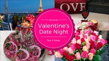 Romantic Valentines Day Date Night Tips & Ideas  Indoor Picnic  Over the Top Dinner