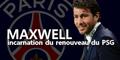 Maxwell : le vlog PSG de Jonathan