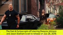 Fast & Furious Spin-Off Speeds To 2019 Release, Fast 9 Delayed | News Flash | Entertainment Weekly