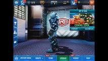 REAL STEEL WORLD ROBOT BOXING(WRB)-AMBUSH vs AMBUSH & SIX SHOOTER(ЖИВАЯ СТАЛЬ)