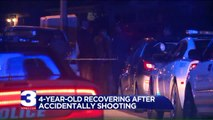 4-Year-Old Girl Recovering After Accidentally Shooting Herself