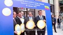 Istorinis LB filmas apie eurą