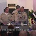 Les policiers de Las Vegas rendent hommage à leur collègue tué dans la fusillade