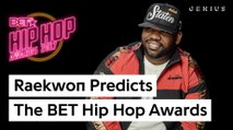 Raekwon Predicts The Winners Of The 2017 BET Hip-Hop Awards
