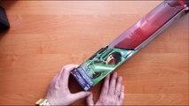 Куплено на AliExpress.com: Игрушка меч джедая из Звездных войн со светом и звуком. Распаковка.