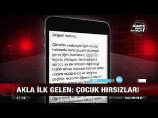 Türkiye'yi korkutan ses kaydı! -  4 Ekim 2017