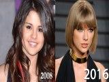 Top 10 Hollywood Actors & Celebrities Drastik Changes | Selena gomez | Justin Bieber | Taylor Swift