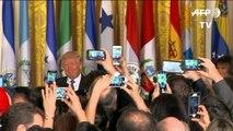 Trump não suspenderá sanções a Cuba