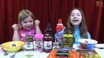 Sundae Challenge! How to make the grossest sundaes ever!   How To Candy   Babyteeth4