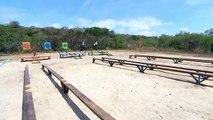 Lo Mejor de La Isla 2016 _ Equipos Zafiro y Oro buscan romper racha de Equipo Jade