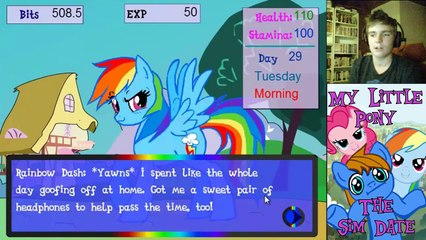 my little pony dating games