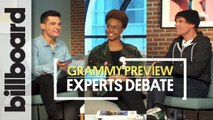 Grammy Preview: Experts Debate Who Will Be Nominated for 2018 GRAMMY Awards