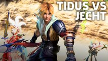 Dissidia Final Fantasy NT Gameplay: Tidus Versus Jecht