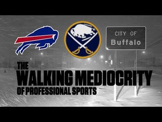 Buffalo: The Walking Mediocrity of Professional Sports