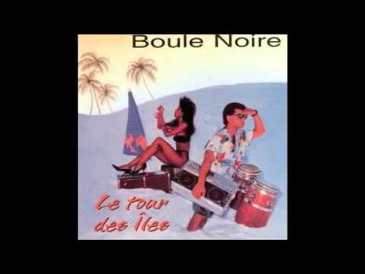 Boule Noire - No Time To Waste