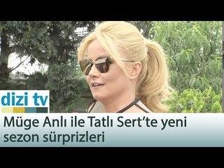 Müge Anlı ile Tatlı Sert'in yeni sezon sürprizleri - Dizi Tv 559. Bölüm