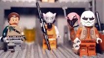 Stop Motion Animation LEGO Brickfilm Star Wars Rebels Lothal Escape Part 1