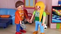 SCHLIMME DIAGNOSE im KRANKENHAUS - FAMILIE Bergmann #27 | Staffel 2 - Playmobil Film deutsch