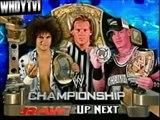 WWE RAW 812005 - John Cena vs Carlito (Chris Jericho as Ref) (WWE Championship) (12)