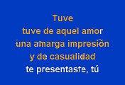 Víctor Yturbe El Pirulí - Mi Segundo Amor (Karaoke)