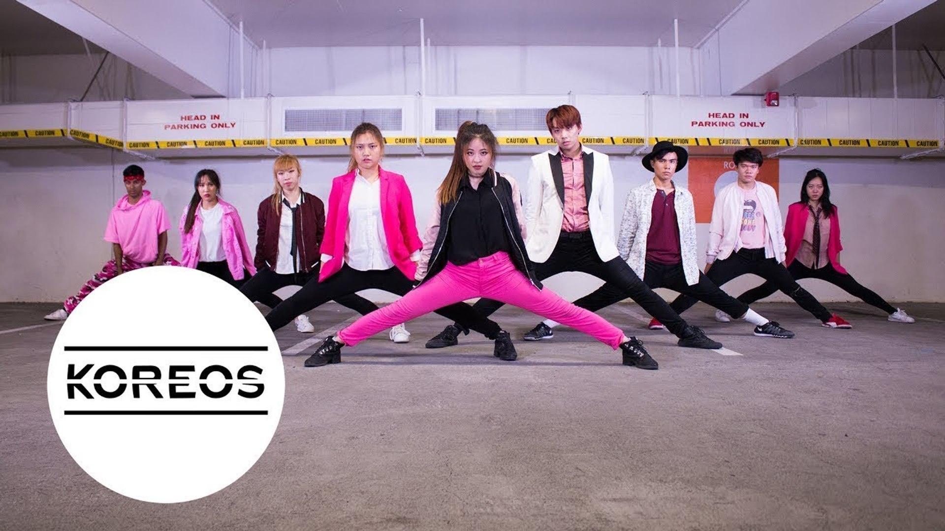 [Koreos] NCT 127 엔시티 127 - Cherry Bomb 체리 밤 Dance Cover 댄스커버