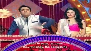 Kapil and Ragin comedy
