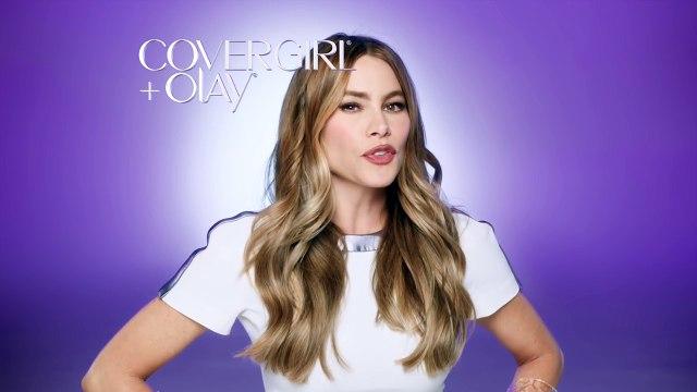 COVERGIRL + Olay Simply Ageless Makeup featuring Sofia Vergara