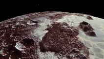 Así es Plutón, visto desde la nave New Horizons