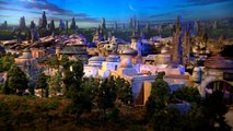 Star Wars Land - Présentation du parc d'attraction de Disney