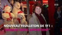 Ingrid Chauvin - Demain nous appartient : Véronique Genest évincée, elle réagit ! (vidéo)