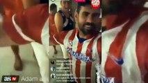 Vidéo : Diego Costa chambre salement Conte en vacances !
