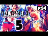 FF12 Final Fantasy XII: The Zodiac Age Walkthrough Part 5 (PS4) English - No Commentary
