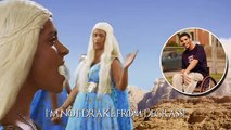If Khaleesi Made a Rap Diss Track  Game of Thrones