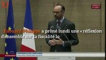 Fiscalité: Edouard Philippe demande un effort aux collectivités territoriales