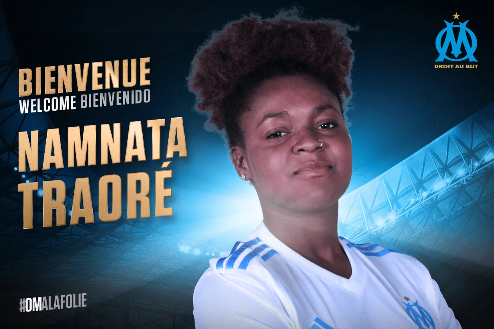 Namnata Traoré, première recrue