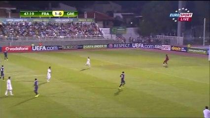 Quand Bingourou Kamara s'amusait pendant l'euro U19