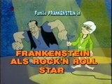 Familie Frankenstein - Frankenstein als Rock 'n' Roll Star
