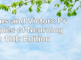 Read  Adams and Victors Principles of Neurology 10th Edition 6c1e248a