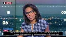 Audrey Pulvar fait ses adieux à CNEWS