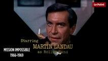 Retour sur la carrière de Martin Landau