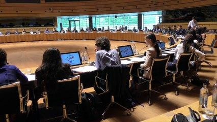 Parlement Francophone des Jeunes - Jour 7